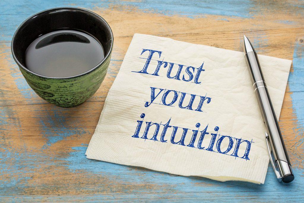 inuitionens intelligens - Lyssna på din magkänsla