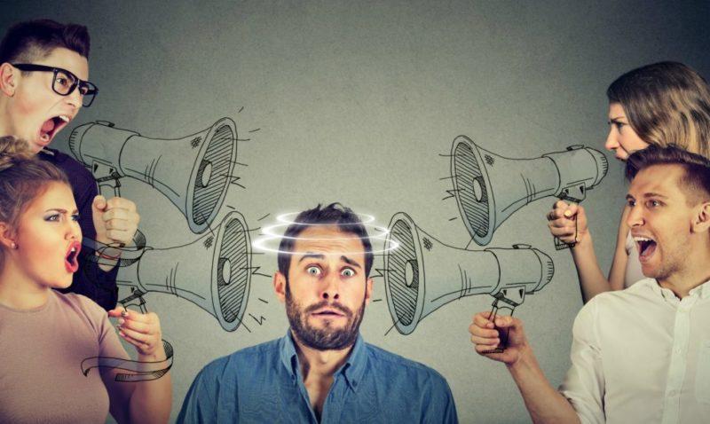 Hur du hanterar besvärliga människor ( Narcissister m.m.)