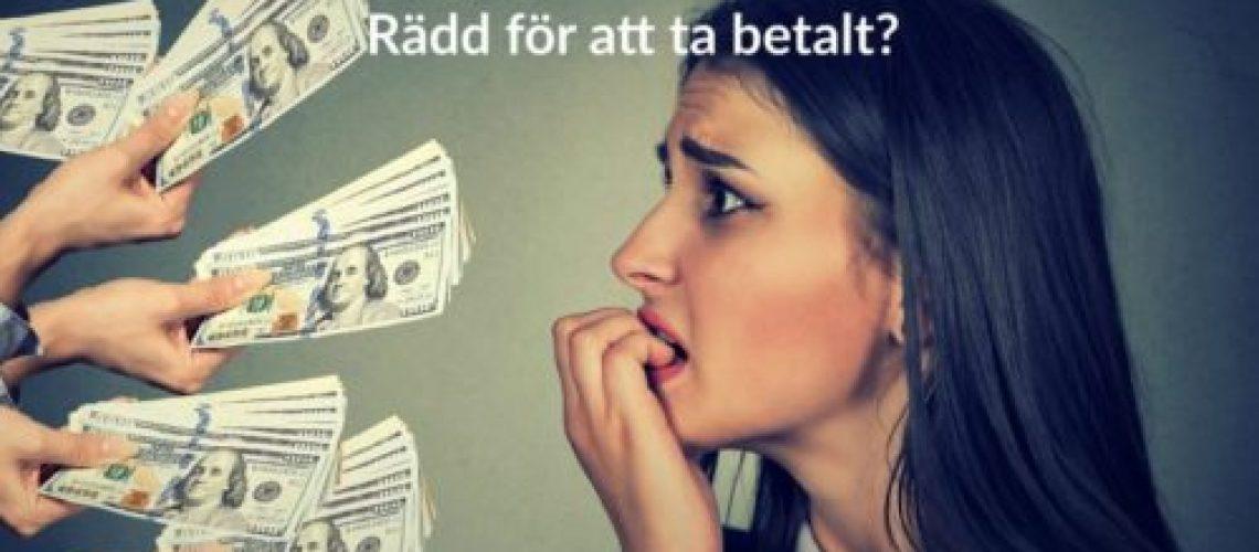 Driva företag - Rädd för att ta betalt?